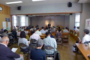 講演会が開催されました。
